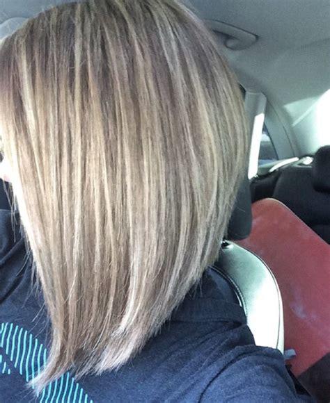 long a line bob hairstyles long a line bob beauty pinterest bobs hair style
