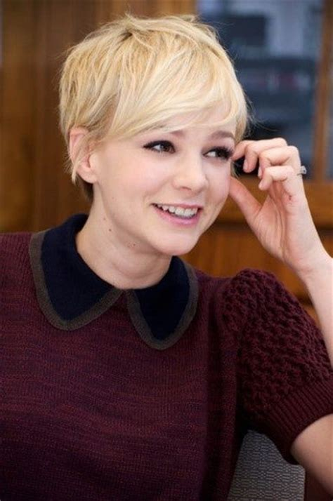 formal comb back pixie cut carey mulligan hairstyle hairstyles 1000 ideas about chic short hair on pinterest short