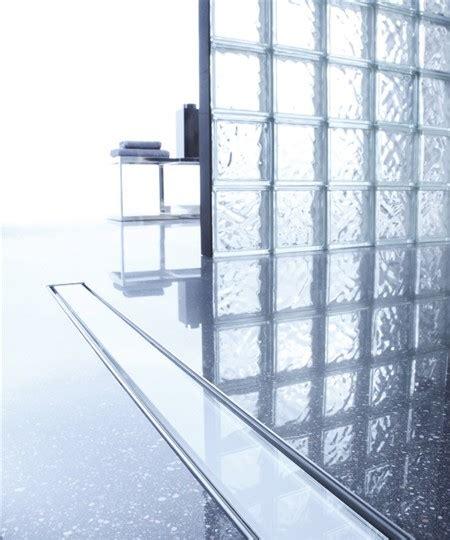 canalette per doccia a pavimento nuova veste per tecedrainline canalette per docce a