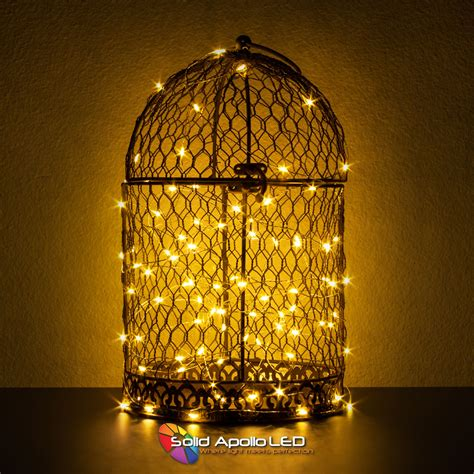 Warm White Led String Light 32ft Warm Led String Lights