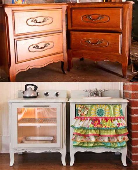 muebles reciclados 5 sorprendentes muebles reciclados para ni 241 os pequeocio