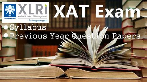 xat exam pattern 2013 xat syllabus and previous year question paper 2018
