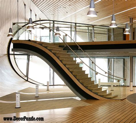 contemporary staircase latest modern stairs designs ideas catalog 2016