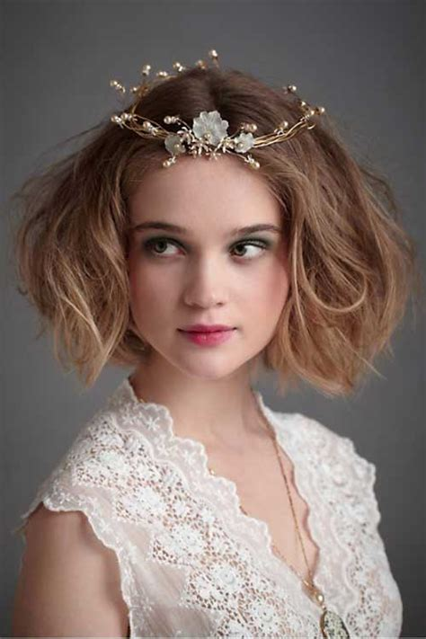Wedding Bob Haircut by Curly Bob Wedding Hairstyles Hairstyles 2017