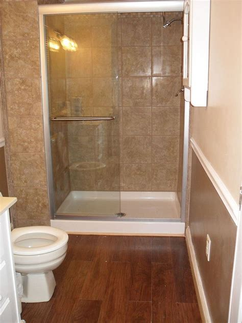 showers for mobile homes bathrooms repainted all the walls in our mobile home and redone our
