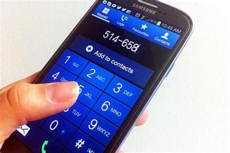 numero telefono c 243 mo bloquear n 250 meros de tel 233 fono en android