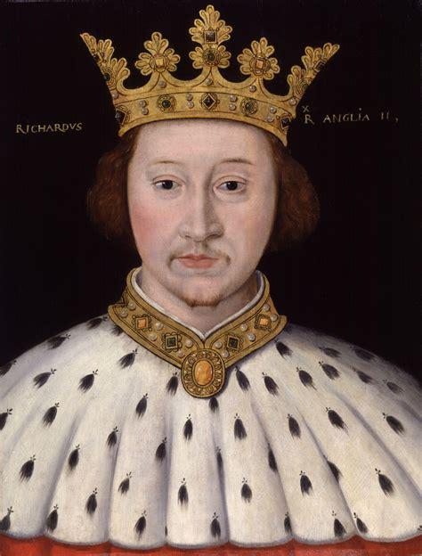 Richard Ii | file king richard ii from npg 2 jpg wikipedia