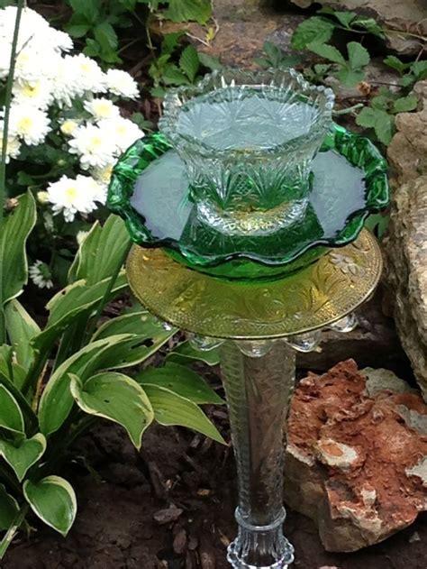 Glass Flower Garden Ideas Pinterest Glass Flowers For Garden