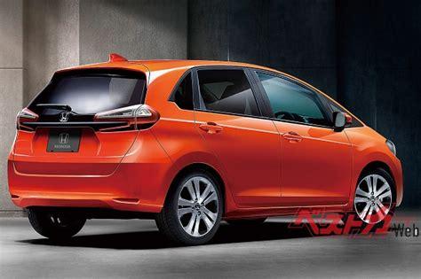 Honda Jazz 2020 by 2020 Honda Jazz Iv
