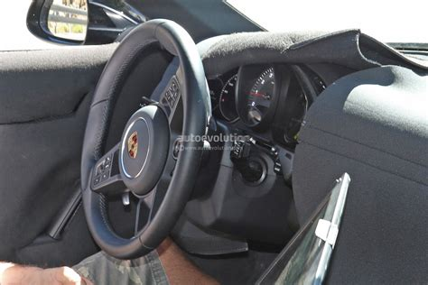 new porsche 911 interior 2019 porsche 911 992 interior spied shows new steering