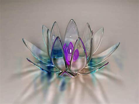Wallpaper Flower Glass | wallpapers glass flowers