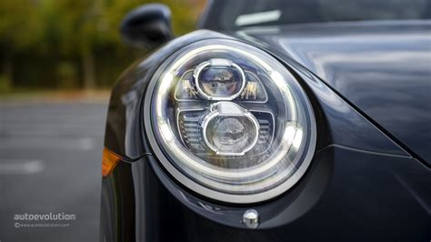 porsche headlights 2014 porsche 911 turbo s review autoevolution