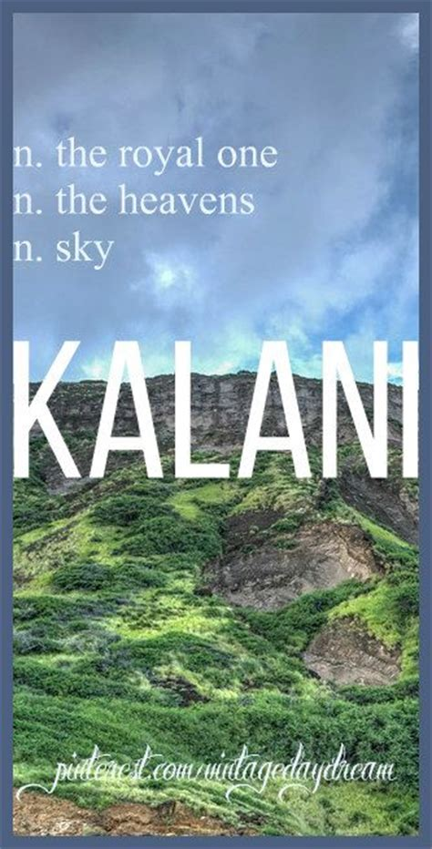 hawaiian names the world s catalog of ideas