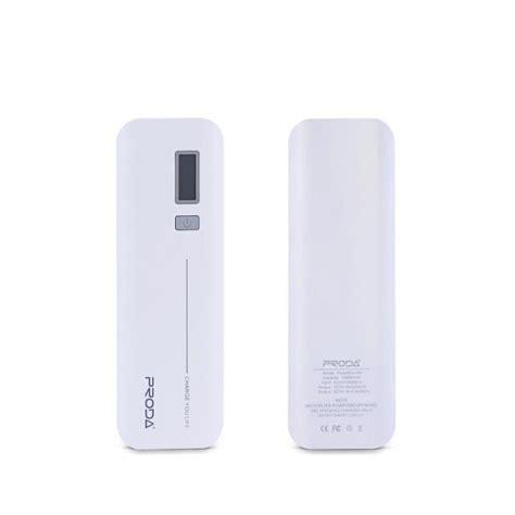 Power Bank Remax Proda V6i 10000mah Lithium Ion Battery 1 power bank remax 10000mah v6i white ppl 5