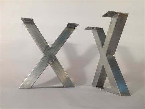 stainless steel bench legs 16 quot x frame bench legs stainless steel set 2
