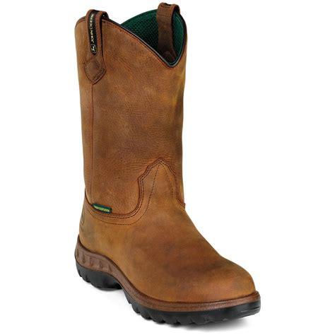 mens wellington boots s deere 174 11 quot wellington boots 165370 work