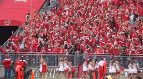 best student sections in college football total frat move the rowdiest student sections in college