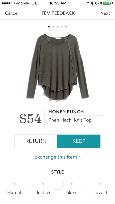 Hachi Top honey punch oven hachi knit top stitchfix i ve