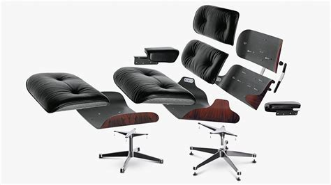 The Eames Lounge Chair by Vitra Eames Lounge Chair