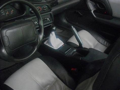 1995 Camaro Interior Parts by Custom 1995 Camaro Leather Interior Camaros