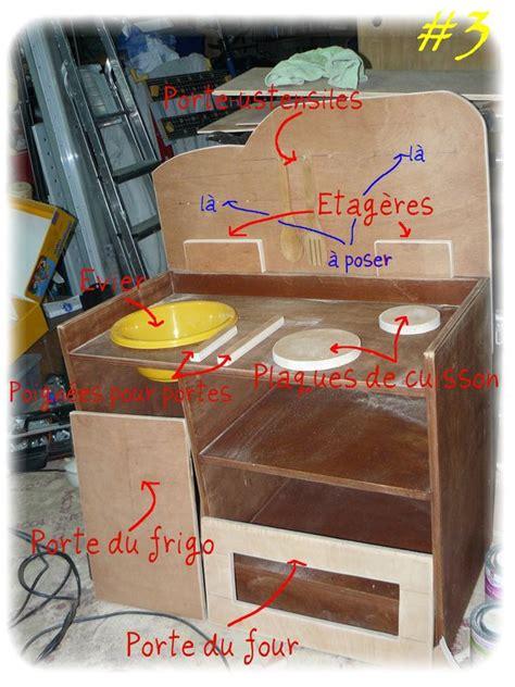 cuisine enfant fait maison cuisini 232 re en bois fabrication maison fredemimatal