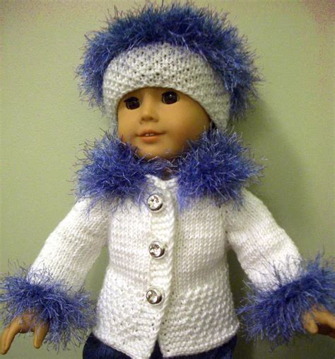 russian doll knitting pattern russian blizzard ag 18 quot doll pattern by knit n play craftsy