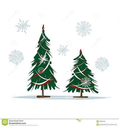 193 rboles de navidad grandes y peque 241 os para su dise 241 o