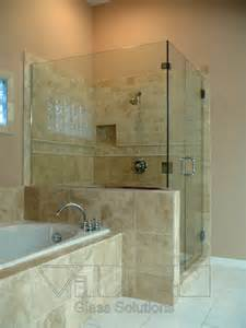 frameless glass shower surround orlando frameless shower doors bathroom glass enclosures