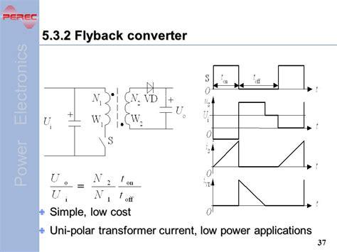 inductor flyback converter flyback converter inductor current 28 images power tip 57 design a flyback primary switch