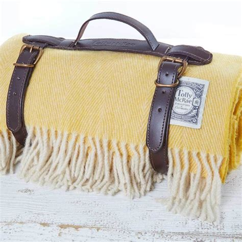Luxury Picnic Rug by Lemon Curd Luxury Picnic Rug By Tolly Mcrae