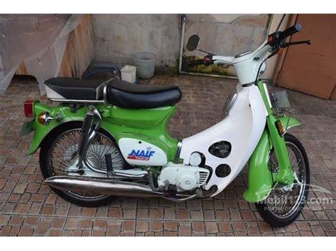 Motor Honda C70 jual motor honda c70 1975 0 1 di jawa tengah manual hijau
