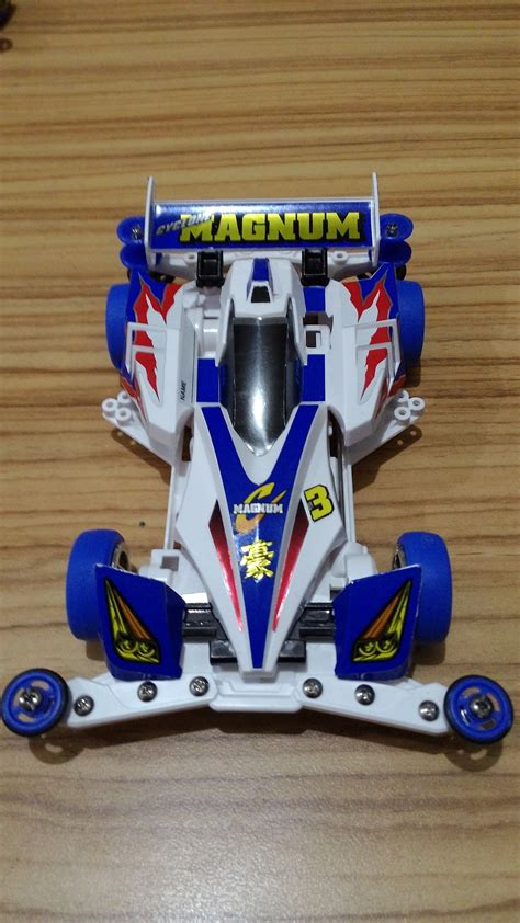 Tamiya Mini 4wd Magnum Collection Baca Deskripsi jual tamiya mini 4wd stcb cyclone magnum s xx white yue garage sale