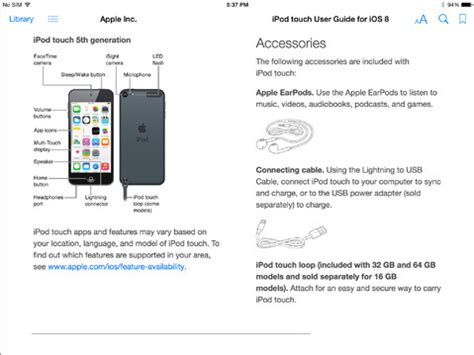 Apple Unveils An Official Free Ios 8 User Guide For The