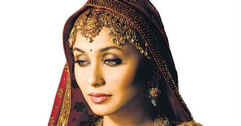 rot ranbeer hairstyle tumbring wedding bell for rani mukherjee aditya chopra
