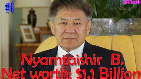 mongolia s 10 richest