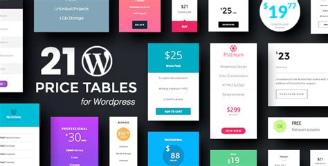 layout builder widget wordpress wordpress price tables plugin with layout builder