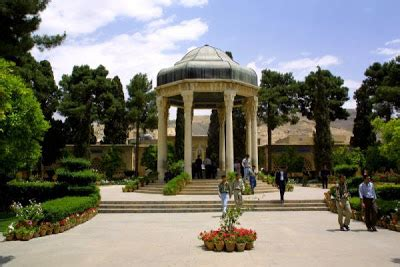 keindahan king  light mosque  shiraz iran lintas