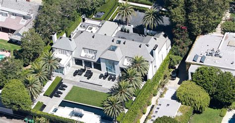 simon cowell says quot house healer quot at los angeles mansion