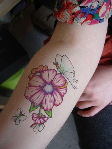 fiori con z tatuaggi fiori foto bellezza pourfemme