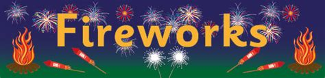 fireworks guy fawkes display poster free early years