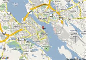map of halifax marriott harbourfront halifax