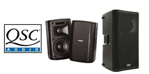 Speaker Aktif Qsc keunggulan qsc audio seri k dibanding produk