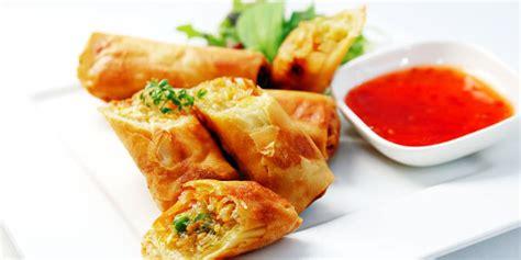 resep membuat makanan jajanan pasar kuliner 10 resep jajanan pasar tradisional lumpia isi