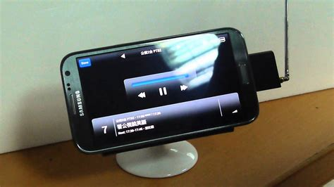 Tv Tuner Android Phone android tv tuner works on your phone doovi