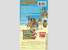 Category:VHS/DVD release galleries | My scratchpad Wiki ... Madagascar 2005 Vhs