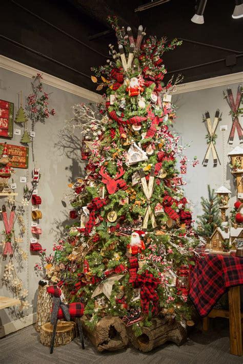 árboles de navidad decorados 2018 ideas de decoraci 243 n de 225 rbol de navidad 2018 2019