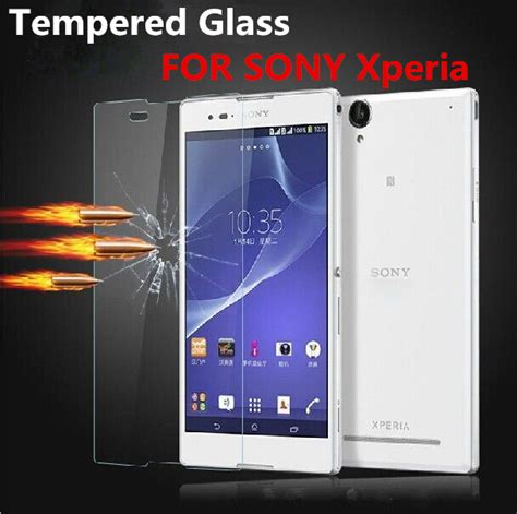 Tempered Glass Sony Xperia Z2 Compact Z2 Mini A2 J1 Compact Docom ᐊtempered glass for sony xperia z5 z5 z4 z3 z2 z1 ộ ộ z z m4 z5 plus compact mini phone