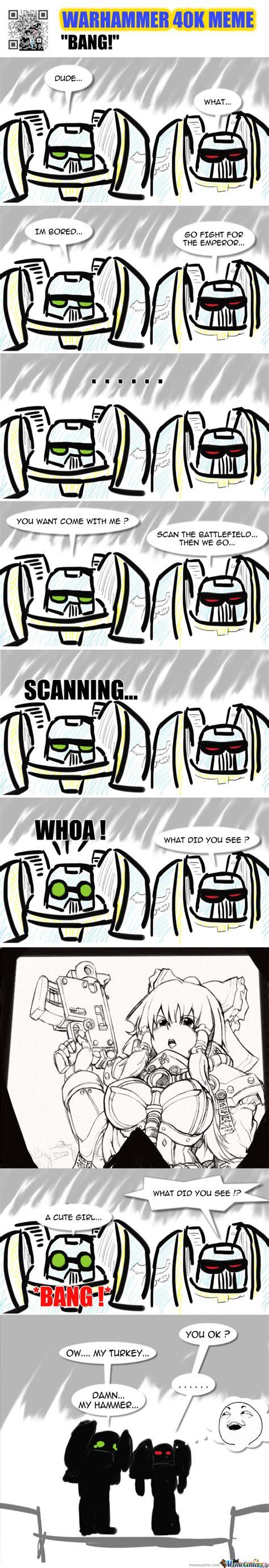 Warhammer 40k Memes - warhammer 40k meme by recyclebin meme center