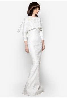 Zalora Baju Kemeja Wanita ainul mustafa fesyen raya pattern baju kurung moden 2016