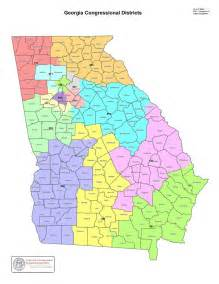 map s congressional districts